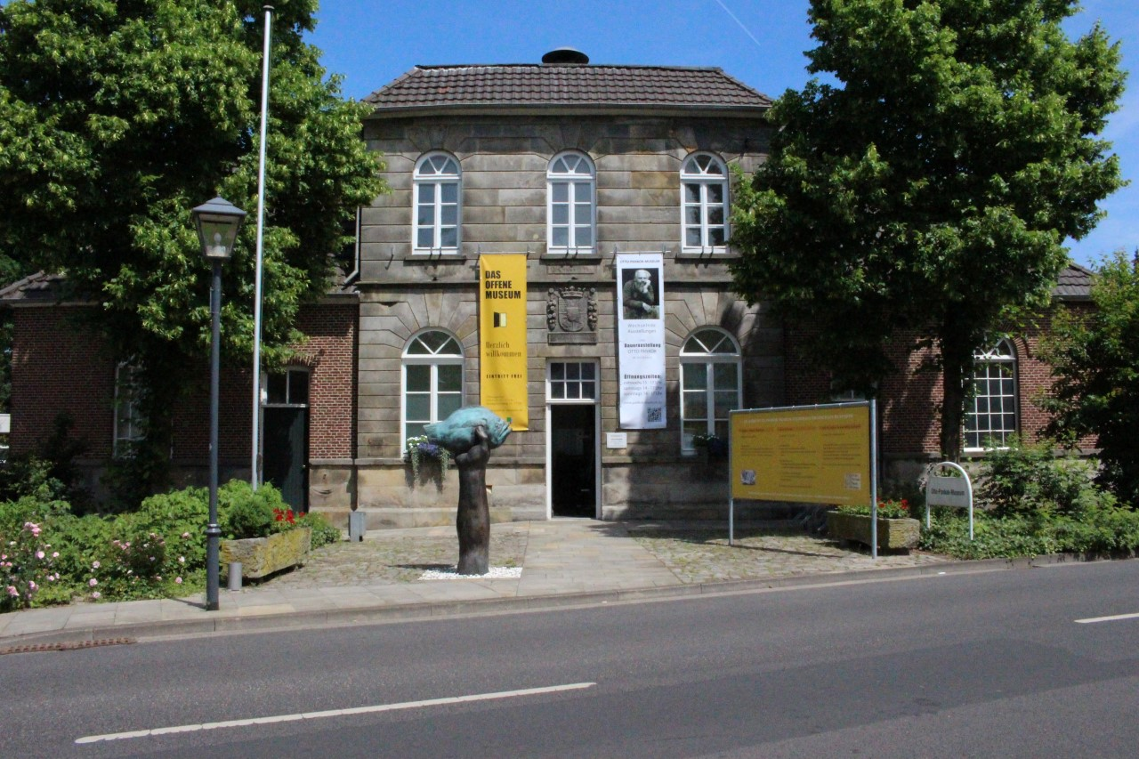 Außenaufnahme des Museums