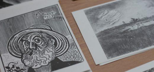Pankok-Postkarten