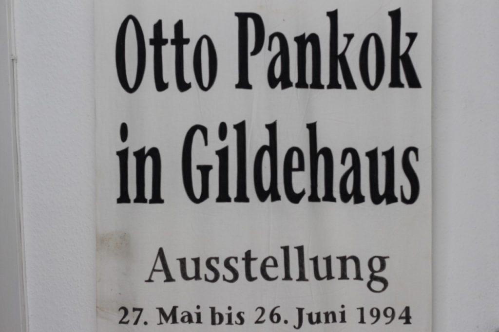 Banner erste Ausstellung